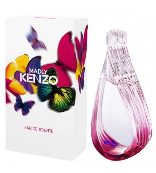 Madlly Kenzo Eau de Parfum natural spray 80ml. Profumo autentico ed originale. Non è un tester!