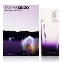 Kenzo leauparkenzo eau indigo pour femme eau de parfum 50ml  1.7 FL.OZ. Natural spray vaporisateur