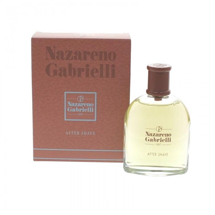 Nazareno Gabrielli after shave 100ml scatola marrone