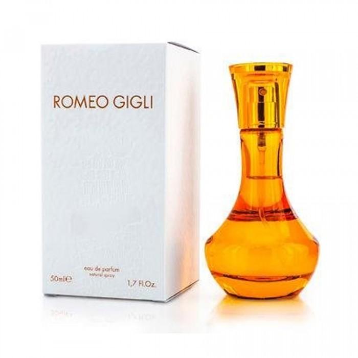 Romeo Gigli Eau de Parfum natural spray 50ml.
