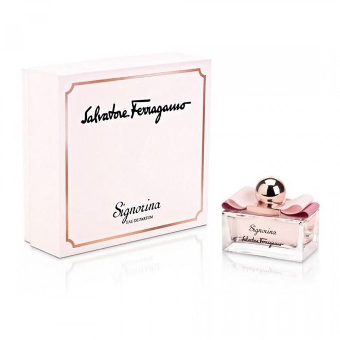 Salvatore Ferragamo Signorina Eau de Parfum natural spray 50ml.