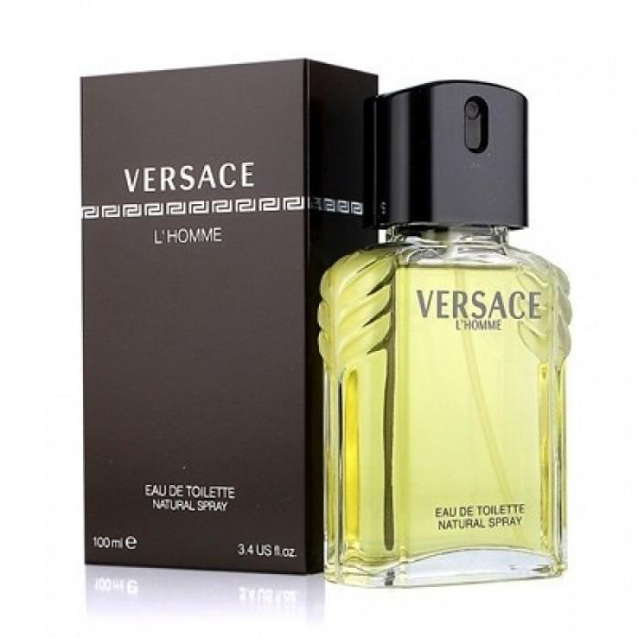 Versace L'Homme 100ml Eau de Toilette uomo