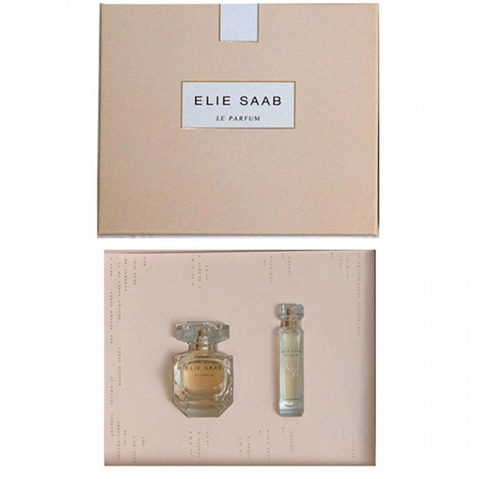 Elie Saab Le Parfum EDP 50ml in confezione con EDP 10ml
