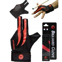 Poison (by Predator) Billiar Glove guanto biliardo in Lycra Tg. S-M giocatore destro.