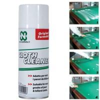 Biliardo Cloth Cleaner comodo ed indispensabile spray specifico per smacchiare e tenere pulito il panno del biliardo.