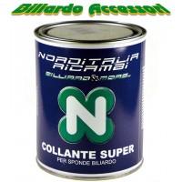 Biliardo Norditalia Ricambi by Longoni Collante super gr.750 per sponde biliardo.