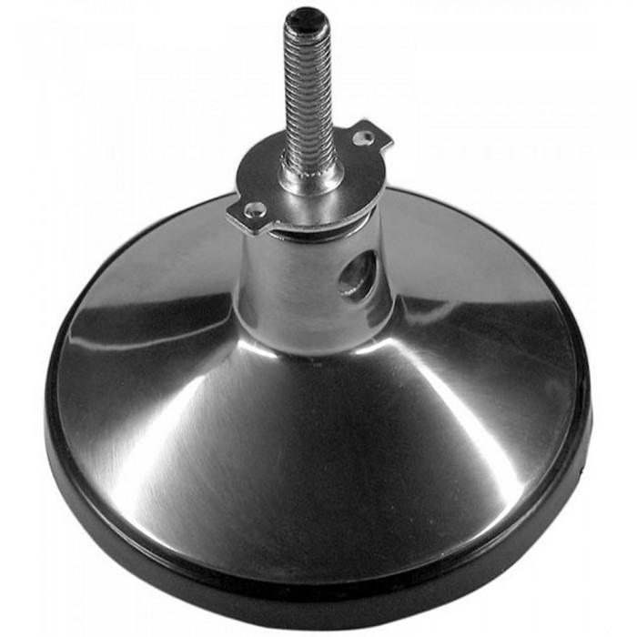Piedino tavolo biliardo regolabile diametro cm15 in metallo