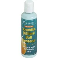 Aramith Billiard Ball Restore detergente liquido per bilie fenoliche per biliardo. Flacone da 250ml.