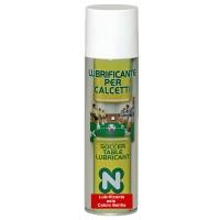 Calcio Balilla  Lubrificante per aste calcetto in flacone spray 250ml, eccellente sia per calcetti per esterno che per interno.