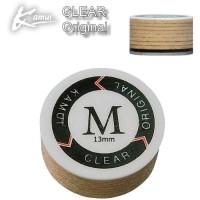 Kamui Clear Original cuoio laminato 10 strati 100% pelle suina, prodotto in Giappone, durezza Medium diametro mm.13.