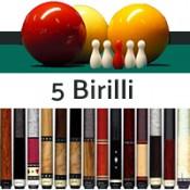 5- 9 Birilli Goriziana Biliardo Internazionale