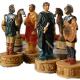 Guerra di Troia Re cm.12