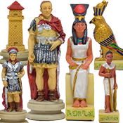 Romani vs Egiziani