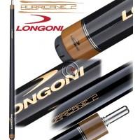 Stecca pool (carambola) Longoni Hurricane 2 Wood Pro, stecca calcio e puntale, lunghezza cm. 145 cuoio diametro mm.12,8,  giunto Vp2 acciaio. In omaggio gesso Blu Diamond Longoni.