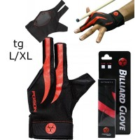 Poison (by Predator) Billiar Glove guanto biliardo in Lycra Tg. L-XL giocatore destro.