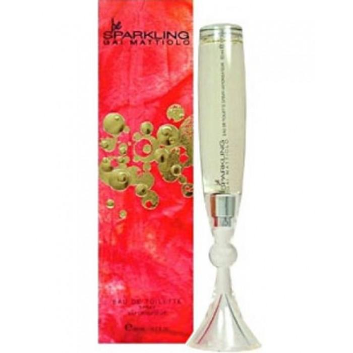 Gai mattiolo be sparkling pour femme eau de toilette  50 ml 1.7 FL.OZ. Natural spray vaporisateur