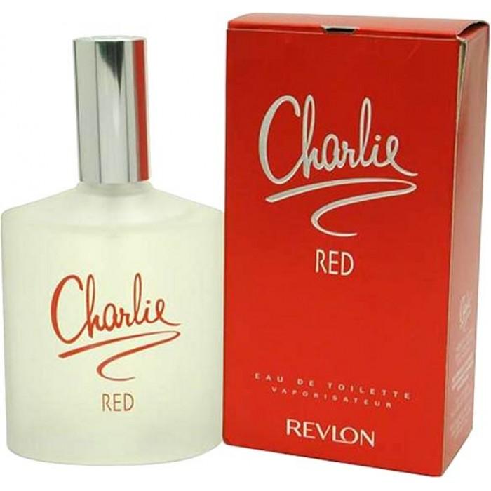Revlon Charlie Red pour femme eau de toilette 100 ml FL.OZ. Natural spray vaporisateur