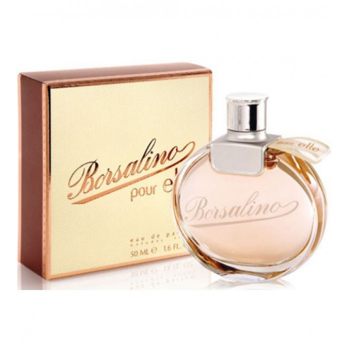 Borsalino pour Elle Eau de Toilette natural spray 30ml.
