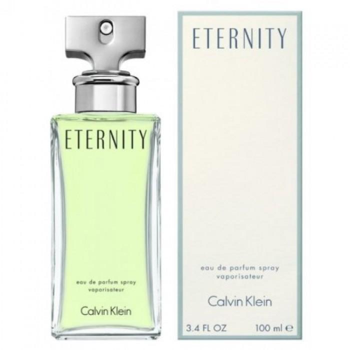 Calvin Klein eternity pour femme eau de parfum 100 ml 3.4 fl.oz. Natural spray