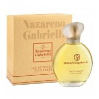 Nazareno Gabrielli pour femme eau de toilette 100 ml 3.4 FL.OZ.  natural spray vaporisateur. Profumo autentico ed originale