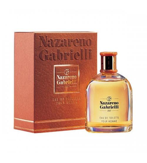 Nazareno Gabrielli pour homme eau de toilette  100 ml 3.4 FL.OZ. Natural spray vaporisateur. Profumo autentico ed originale, non è un tester!