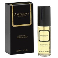 Arrogance Pour Homme Eau de Toilette natural spray 30ml.