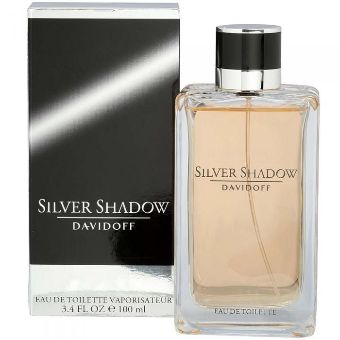 Davidoff Silver Shadow edt 100 ml pour homme, vaporisateur natural spray.  Profumo autentico ed originale, non è un tester!