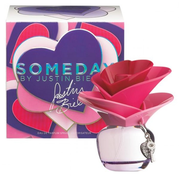 Someday by Justin Bieber EDP 100ml. Profumo autentico.