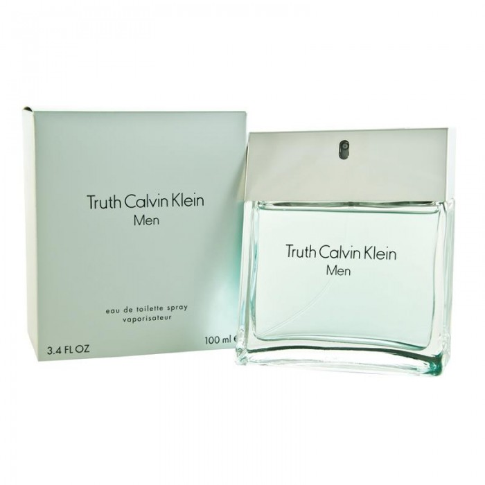 Calvin Klein truth men eau de toilette 100 ml  3.4 fl.oz Natural spray vaporisateur