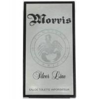 Morris fortiter corripio silver line pour homme  eau de toilette 100 ml 3.3 FL.OZ. Natural spray vaporisateur