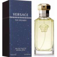 Versace the dreamer pour homme eau de toilette 100 ml 3.4 FL.OZ. Natural spray vaporisateur