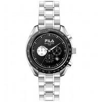Fila FA1046-32 orologio crono, mvt. quarzo, datario, sub mt. 100.