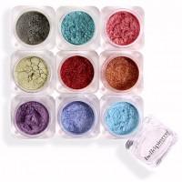Bellapierre Ombretti Fabulouse 9 stack shimmer powder pila da 9 colori