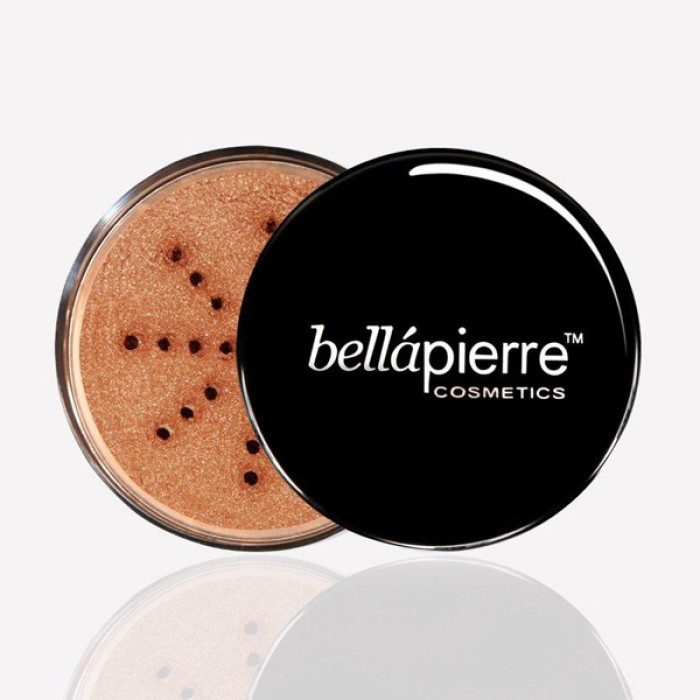 Bellapierre Make up terra minerale Starshine ingredienti naturali.