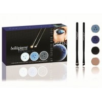 Bellapierre make-up Get the look kits Deep Ocean ombretto.