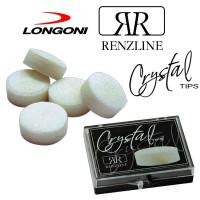 Longoni Renzi Line Crystal un cuoio Ø mm.13, laminato per  jump break composto da 6/7 strati di pelle bovina sbiancata.