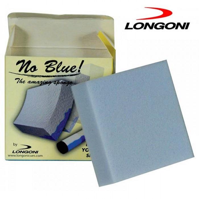 Longoni spugna No-Blue per la manutenzione e la pulizia della punta in legno.