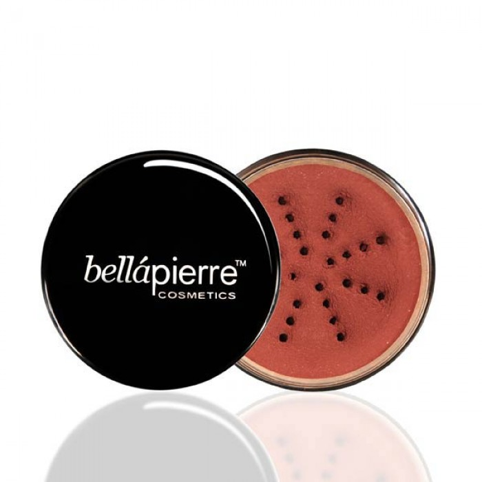 Bellapierre Make up blush minerale Suede Bellapierre ingredienti naturali