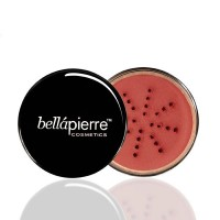 Bellapierre Make up blush minerale Desrt Rose Bellapierre ingredienti naturali