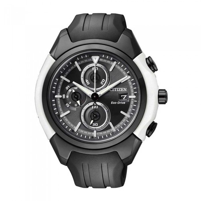 Citizen Chromograf CA0286-08E Eco Drive