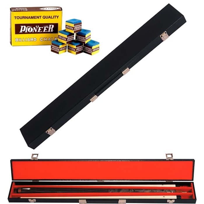 Renzi Line Fire valigetta porta stecca capacità un calcio e due puntali, con omaggio.