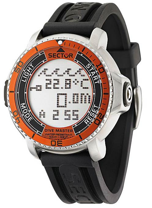 Sector marine dive master r3251967001 digit touch and scrooll screen listino - Sector dive master istruzioni ...